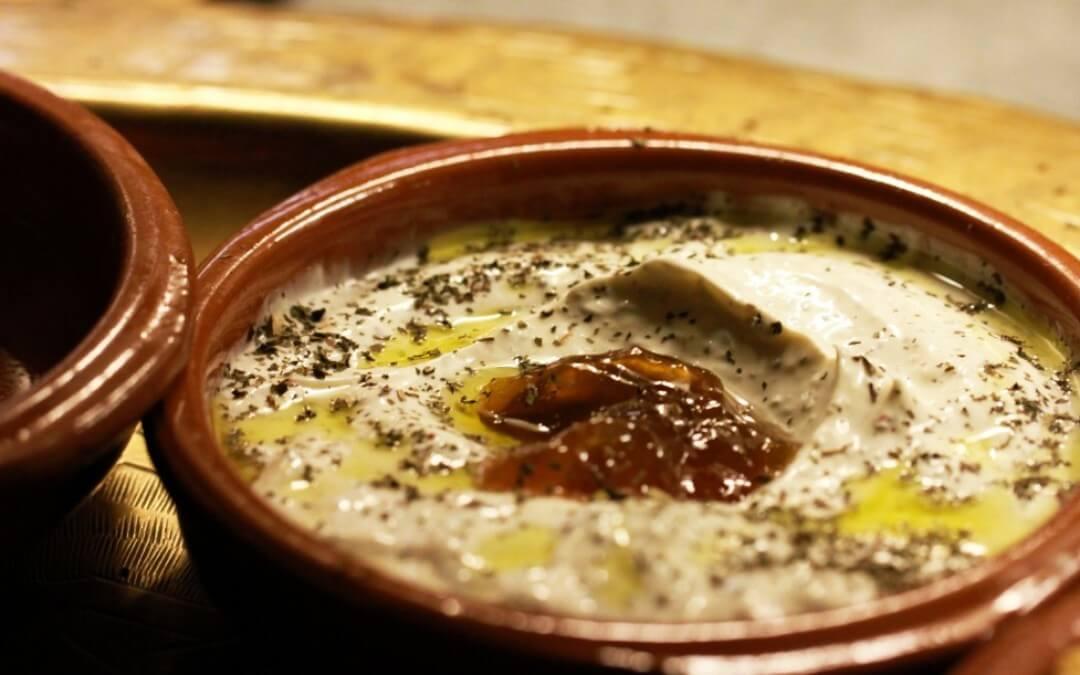 Libanese keuken: Labneh