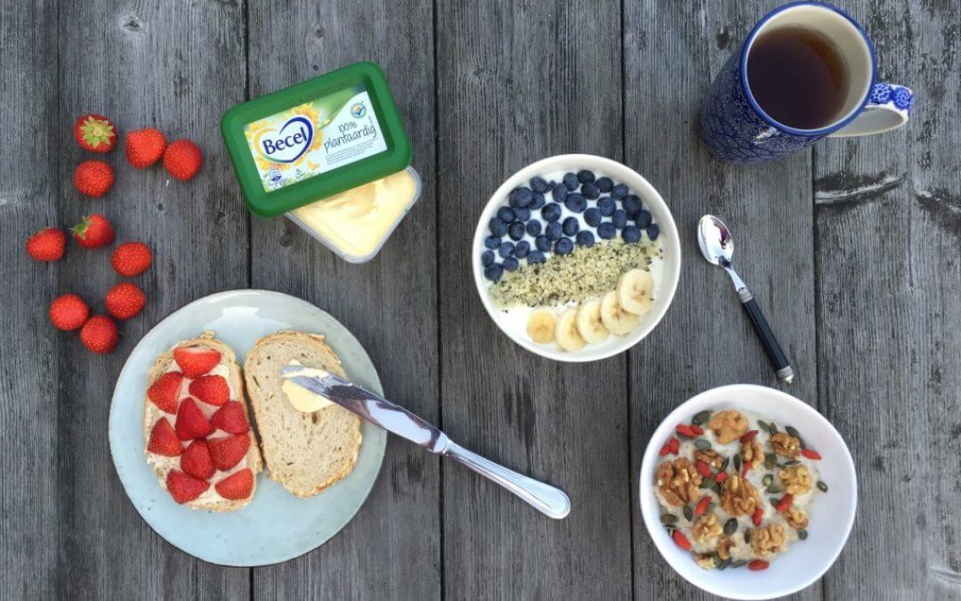 Ontbijt als een koning