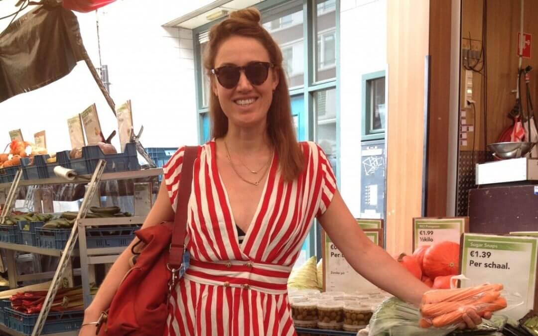 Straatinterview: Sanne over vegetarisch eten