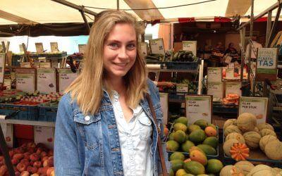 Straatinterview: Susanne over vegetarisch eten