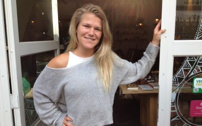 Straatinterview: Kelly over veganistisch eten