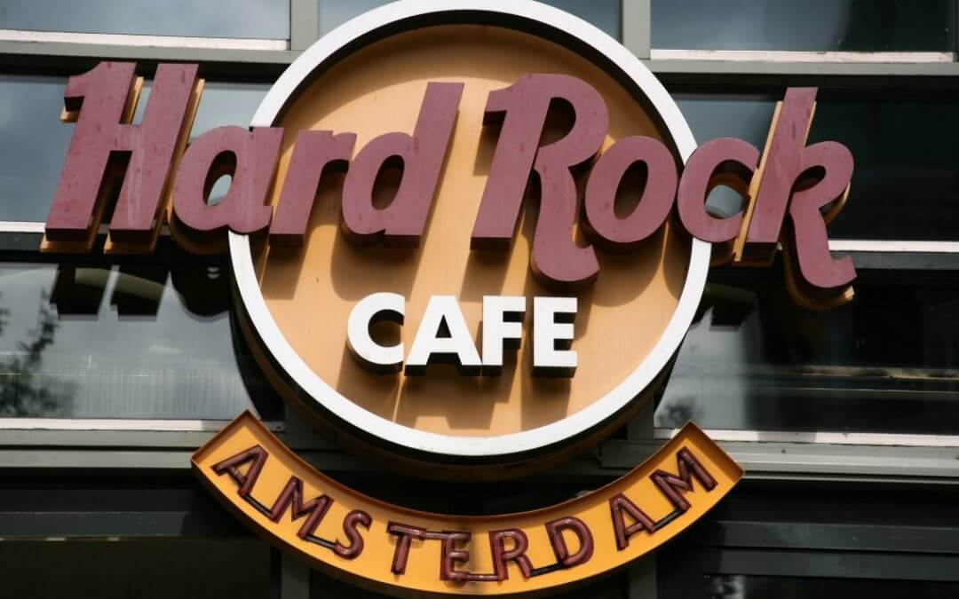 Tot 13 november: vega in het Hard Rock Café